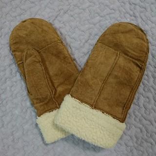 サマンサモスモス(SM2)のsm2 ミトン(手袋)