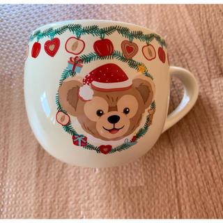 ダッフィー(ダッフィー)のダッフィーサンタ♡クリスマススーベニアカップ(グラス/カップ)