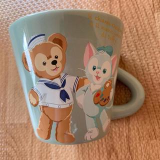 ディズニー(Disney)のジェラトーニ♡ダッフィー♡スーベニアカップ(グラス/カップ)