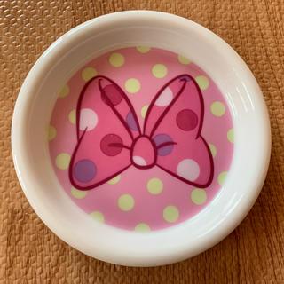 ミニーマウス(ミニーマウス)のミニー♡リボン小皿(食器)