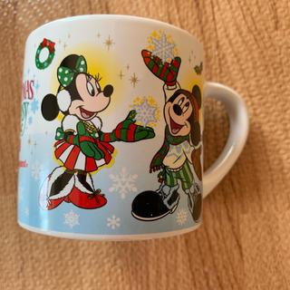ディズニー(Disney)のディズニー♡25周年記念クリスマススーベニアカップ(キャラクターグッズ)