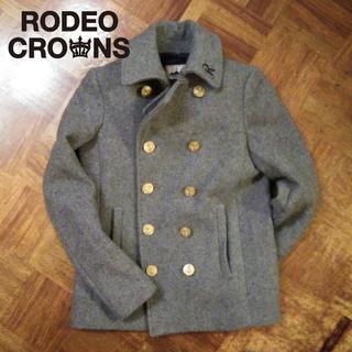 ロデオクラウンズ(RODEO CROWNS)のロデオクラウンズ✨RODEO CROWNS Pコート ジャケット Sサイズ(ピーコート)