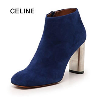 セリーヌ(celine)の着用1時間ほどセリーヌアンクルブーツ付属品○(ブーツ)