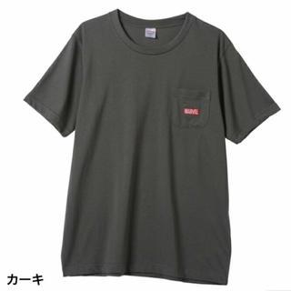 マーベル(MARVEL)のTシャツ(Tシャツ(半袖/袖なし))