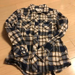 ディーゼル(DIESEL)のディーゼルキッズチェックシャツ s(その他)