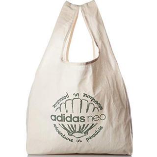 アディダス(adidas)の◎半額以下◎adidas neo / エコバッグ キャンパス生地 ショッパー(エコバッグ)