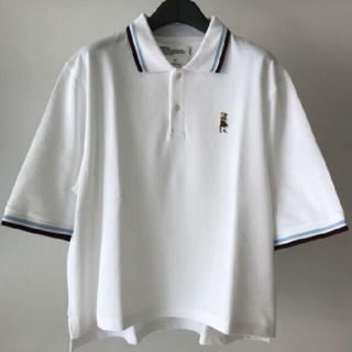 サンシー(SUNSEA)のDAIRIKU 19ss ポロシャツ(ポロシャツ)