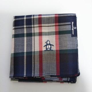マンシングウェア(Munsingwear)のMunsingwear ハンカチ(ハンカチ/ポケットチーフ)