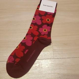 マリメッコ(marimekko)の正規品 マリメッコの靴下(ソックス)