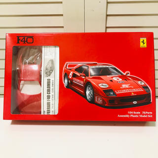 フェラーリ(Ferrari)のフジミ フェラーリ F40 ラリーコロンボ 1/24 Ferrari プラモデル(模型/プラモデル)