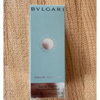 ブルガリ(BVLGARI)のkaa様専用☆ブルガリプールオム10ml(香水(男性用))