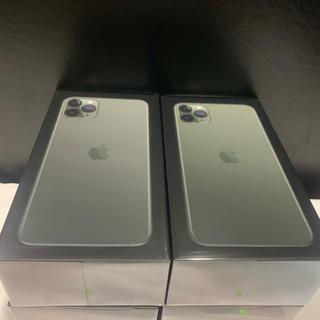 アイフォーン(iPhone)のシンガポール iPhone 11 Pro Max 256gb.SIMフリー。(スマートフォン本体)