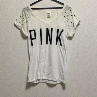 ヴィクトリアズシークレット(Victoria's Secret)のヴィクトリアシークレット PINK Tシャツ(Tシャツ(半袖/袖なし))