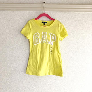 ギャップ(GAP)の新品!GAP スパンコールロゴ Tシャツ ■ 120cm ギャップ110(Tシャツ/カットソー)