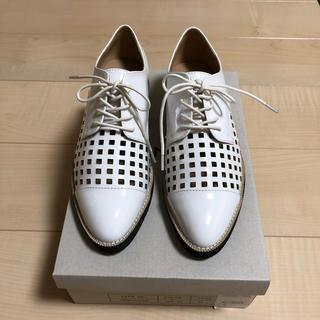 ジーナシス(JEANASIS)のJEANASIS♡マニッシュシューズ(ローファー/革靴)
