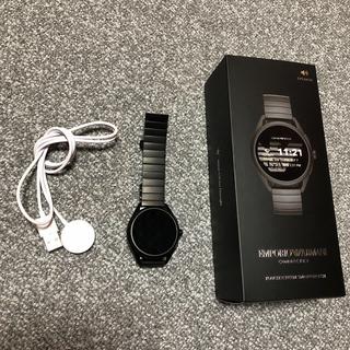 エンポリオアルマーニ(Emporio Armani)のエンポリオアルマーニ  スマートウォッチ ART5020(腕時計(デジタル))