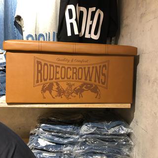 ロデオクラウンズワイドボウル(RODEO CROWNS WIDE BOWL)の限定ノベルティ フェイクレザー  ボックス(その他)