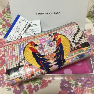ツモリチサト(TSUMORI CHISATO)の希少❗️新品 未使用❣️ツモリチサト🌸長財布(財布)