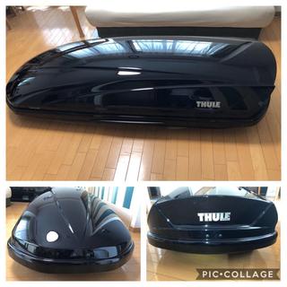 THULE - THULE スーリー ルーフボックス Motion 800(XL) ブラック