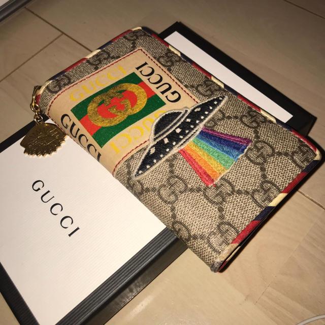 Iphone 8 ケース 滑りにくい - Gucci - GUCCI iPhoneケースの通販