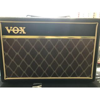 ヴォックス(VOX)のvox 15w ミニアンプ(パワーアンプ)