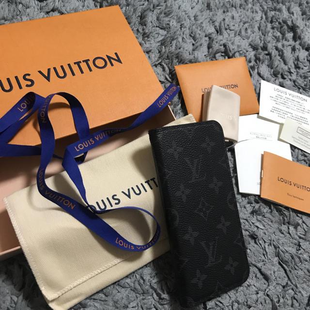 iphone8 プラス 純正 ケース 、 LOUIS VUITTON - ルイヴィトン iPhoneケース モノグラムの通販