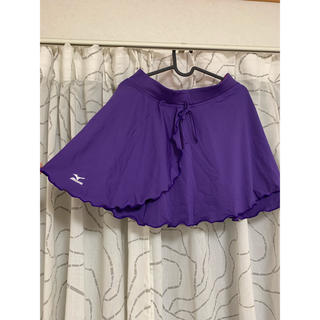 ミズノ(MIZUNO)の新品未使用 ミズノ レディーススポーツウエア スカート サイズL(ミニスカート)
