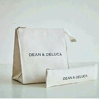 ディーンアンドデルーカ(DEAN & DELUCA)のDEAN&DELUCA(ディーン&デルーカ) ランチバッグ&カトラリーポーチ  (弁当用品)