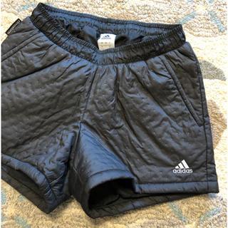 adidas - アディダス  フルール ウォームショーツ  Mサイズ ブラック 中綿