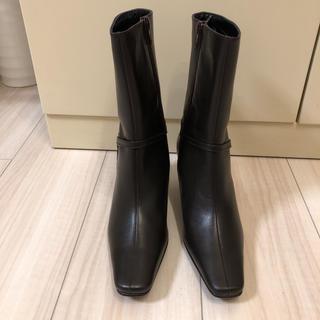 マリクレール(Marie Claire)のマリクレール  ショートブーツ(ブーツ)