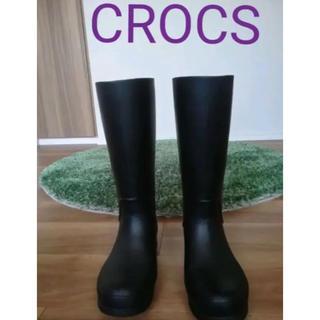 crocs - クロックス レインブーツ