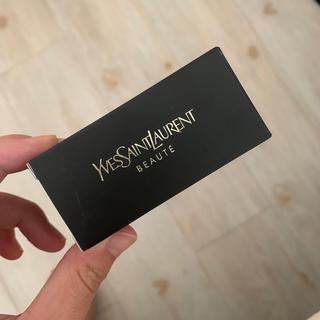 イヴサンローランボーテ(Yves Saint Laurent Beaute)のカブキブラシ イヴ・サンローラン(その他)