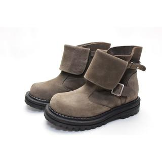 JEFFREY CAMPBELL - ジェフリーキャンベル 本革エンジニア風ブーツ(38)美品
