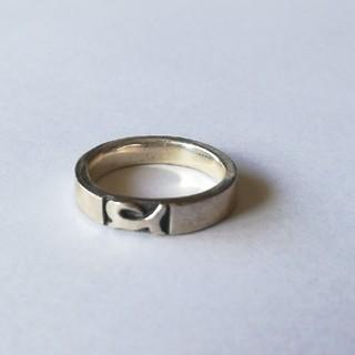13号 シルバー925ファッションリング H(リング(指輪))