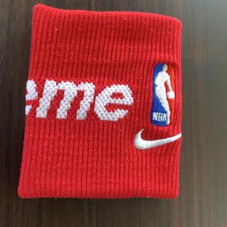 Supreme - supreme wristband red NBA リストバンド 赤 レッド