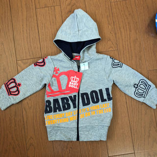 BABY DOLL パーカー