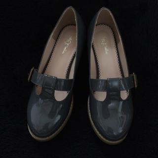 ランダ(RANDA)のワンストラップローファーパンプス(ローファー/革靴)