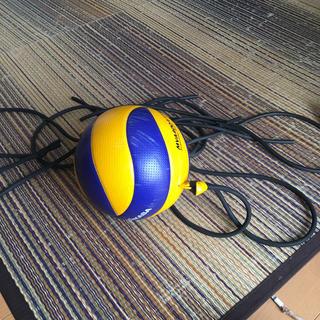 ミカサ(MIKASA)のスパイク練習用ボール(バレーボール)