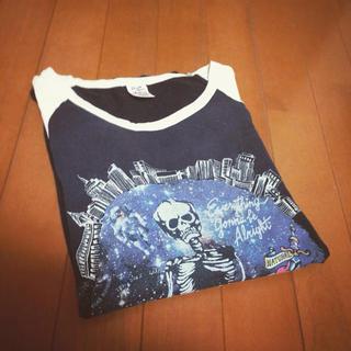 ダブルネーム(DOUBLE NAME)のラグランT(Tシャツ(長袖/七分))