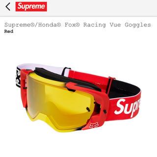 シュプリーム(Supreme)のSupreme Honda Fox Goggles(装備/装具)