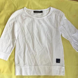 グッチ(Gucci)のGUCCI(Tシャツ(長袖/七分))