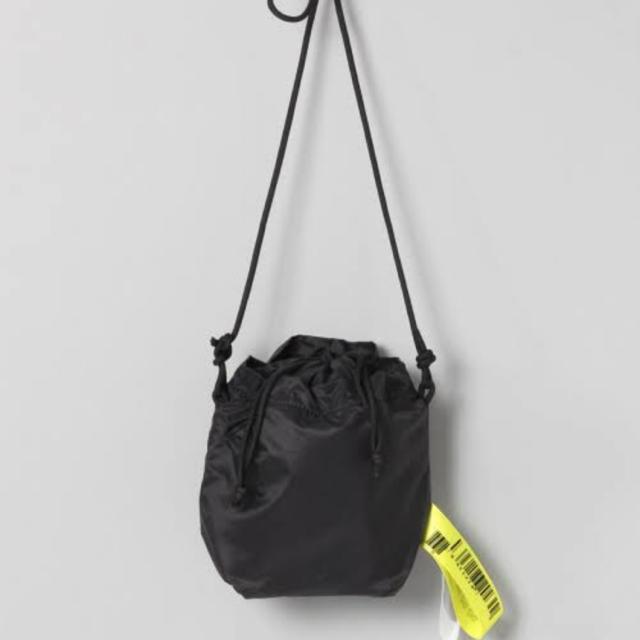 JEANASIS(ジーナシス)のジーナシス 巾着バック レディースのバッグ(ショルダーバッグ)の商品写真