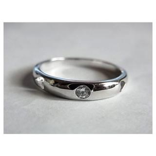 新品SVシルバー925リング指輪12.5号キュービックジルコニア人工ダイヤCZ(リング(指輪))