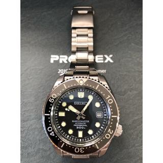 セイコー(SEIKO)のSEIKO マリンマスターsbdx017 mm300 極美品PROSPEX(腕時計(アナログ))