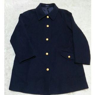 ハナエモリ(HANAE MORI)の安田女子コート(ロングコート)