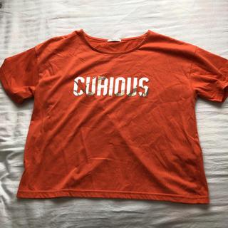 ハニーズ(HONEYS)のハニーズ Tシャツ オレンジ(Tシャツ(半袖/袖なし))