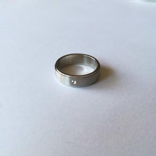 16号 S-Grown社製 ステンレスリング R(リング(指輪))