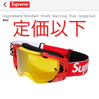 シュプリーム(Supreme)のSupreme /Honda  Fox  Racing Vue Goggles (装備/装具)