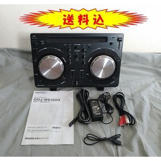 パイオニア(Pioneer)の【送料込】Pioneer、DDJ-WeGO3 (管理:14)(DJコントローラー)