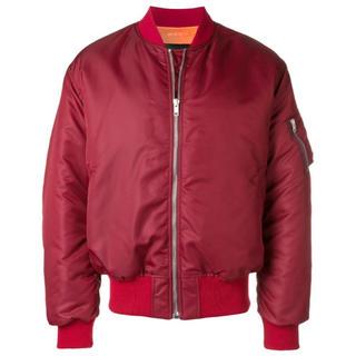 RAF SIMONS - Calvin Klein 205W39NYC ボンバージャケット 定価約20万円